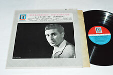 GILBERT BECAUD Mes Premieres Chansons LP 1967 Muse Canada M-62016 Mono VG/VG+