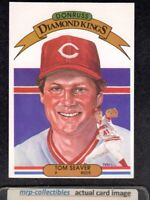 1982 Donruss Diamond #16 Tom Seaver Cincinnati Reds HOF Baseball Card NM