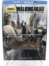 Walking Dead: Complete Season 4 Blu-Ray (Limited Edition Case) (INCLUDES KEY)