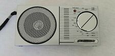 Americana - Two-Band Radio - Am/Fm - Battery Powered - Vintage