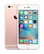 APPLE IPHONE 6S SMARTPHONE 16GB Rose Gold FACTORY UNLOCKED 4G LTE WiFi iOS