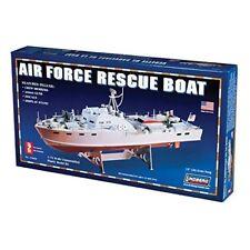 Lindberg Models Air Force Rescue Boat 1:72 NIB