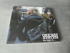 One Way System - Best Of  Digi Pack 19 Songs punk blackpool kbd new sealed