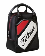 2018 New Titleist Golf Shag Bag Black Red White Practice Ball TA7ACSB