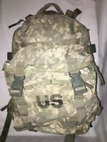 Genuine US Military Assault Pack *** ACU *** Good Condition