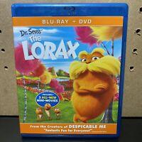 Dr. Seuss' The Lorax [Blu-ray + DVD]
