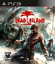 SONY PLAYSTATION 3 PS3 DEAD ISLAND - EXCELLENT CONDITION