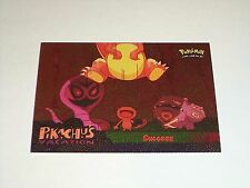 #55 Success Foil Holo 1999 Topps Pokemon Movie Animation Edition 2nd Printing