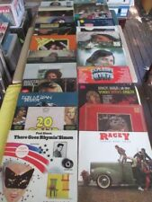 Collection of 30 Lps #16 - Pop music from 1970s ,postage varies per state