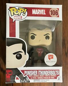 Funko Pop! Marvel PUNISHER(Thunderbolts) 106 Walgreens Exclusive