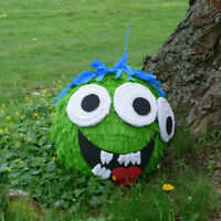 Monster Pinata Party Piñata Geschenk Riesige zum Schlagen Grusel Halloween Party