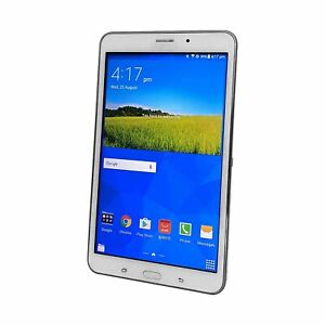 Samsung Galaxy TAB A 8.0 inch T355 Android 4G 3G WIFI Pearl White TABLET 8GB UK