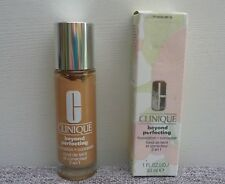 1x CLINIQUE Beyond Perfecting Foundation and Concealer, #14 Vanilla(MF-G) 30ml
