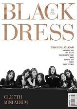 CLC - [Black Dress] 7th Mini Album CD+146p Booklet+PhotoCard+PostCard Sealed