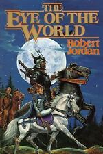 Wheel of Time Ser.: The Eye of the World by Robert Jordan (1990, Hardcover, Revised edition)