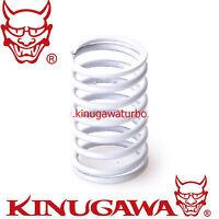 Kinugawa Turbo Adjustable Actuator Internal Wastegate Spring 0.3bar / 5Psi White