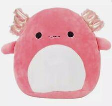 "Squishmallow Axolotl 12"" Inch Pink Archie Plush Ships ASAP"