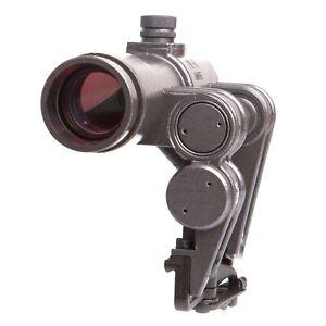 PK-A Venezuela. Russian Red Dot Sight. Rifle Scope Collimator Side Rail. BelOMO