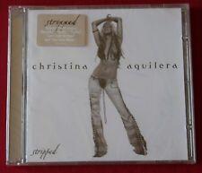 Christina Aguilera, stripped, CD neuf