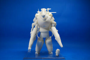 Resin Kit 689 1/20 Maschinen Krieger SNAKE-HEAD (Full kit)
