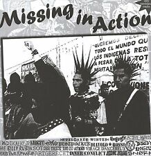 Missing in Action punk Sampler LP (2000 terrore Records) NUOVO!