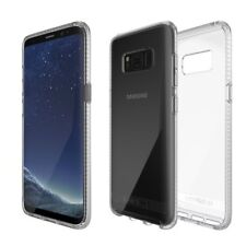 Tech21 Samsung Galaxy S8 Pure Clear Impact Protection Slim Thin Light Case Cover