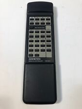 Onkyo RC-331C CD Player Audio System Remote Control
