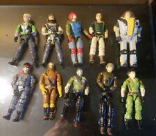 New listing g.i. joe action figures lot of 10 1984-1987