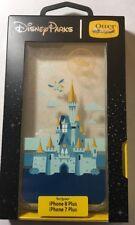 Disney Parks Otter Box Symmetry Cinderella Castle iPhone 7/8 Plus Case