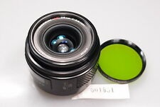 MINOLTA MAXXUM 28mm 2.8 (22) WIDE ANGLE LENS FITS SONY ALPHA