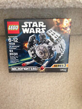 LEGO STAR WARS MICROFIGHTERS S3 TIE ADVANCED PROTOTYPE (93 pieces) New!