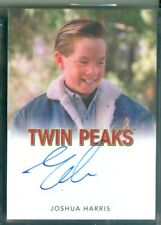 Twin Peaks Archives 2019 Joshua Harris as Nicky Needleman Autograph Card