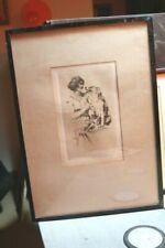 Black Engraving Art Prints