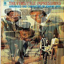 versatile IMPRESSIONS u.s. ABC LP 668_ 1969 original MINT VINYL