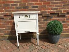 Gorgeous Shabby Chic Bathroom/Bedroom Cabinet With Marble Top