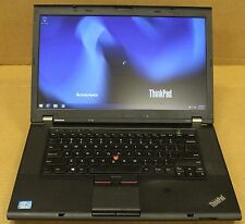 "15.6"" Lenovo T530 Laptop Intel Core i5-3230M At 2.60 GHz, 500GB HDD, 8GB Ram"