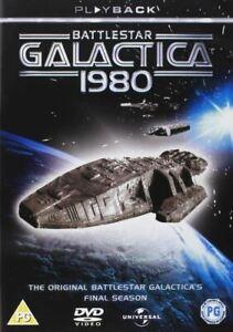 BATTLESTAR GALACTICA 1980 The Complete Series (Region 4) DVD