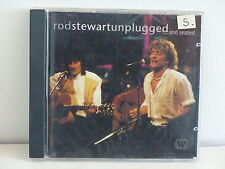 CD ALBUM ROD STEWART Unplugged ... and seated 9362 45289 2