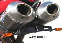 R&G Tail Tidy for Ducati 848 & 1098S (with R&G LED Micro Indicators included)