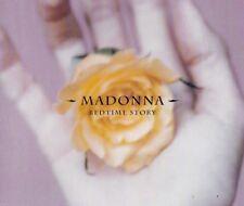 Madonna OOP GER Maxi CD single Bedtime story NM '95 Maverick 5 TRKS W0 285CD