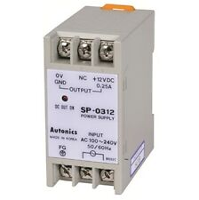 Power Supply Autonics SP-0312 12VDC DIN Rail Mounting