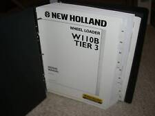 NEW HOLLAND W110B TIER 3 LDR. SERVICE MANUAL 87728451NA