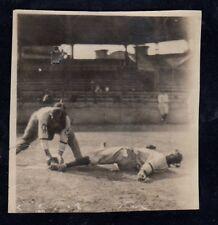 1910's Early NEGRO LEAGUE Baseball ACTION PHOTO