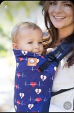 Tula Baby carrier Standard Size Special Edition Heart Awareness Hood Included