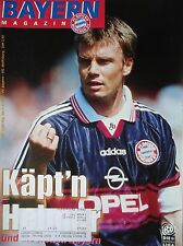 Programm 1997/98 FC Bayern München - VfL Wolfsburg