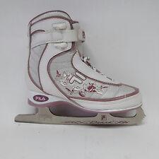 Fila Donna F 11 pink Eiskunstlauf - Unisex - Gr. 36 Schlittschuh Softboot