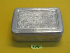DDR Aluminium Brotdose Pametall Brotbüchse Bemmbüchse Proviantdose