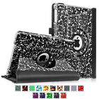 Apple iPad Rotating Leather Case Smart Cover with Auto Wake/Sleep Stand