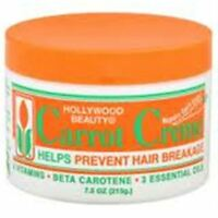 Hollywood Beauty Carrot Creme 7.5 oz (Pack of 6)