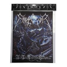 Emperor 'In The Nightside Eclipse' Back Patch - NEW
